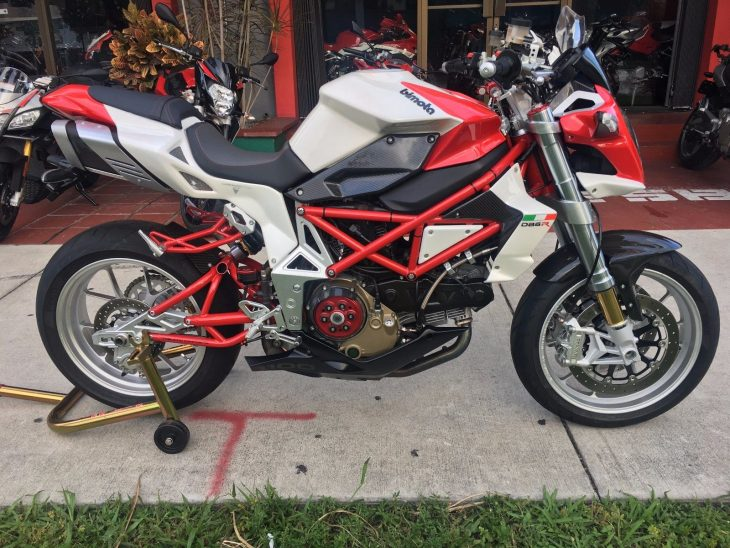 Eyes Wide Shut – 2008 Bimota DB6R