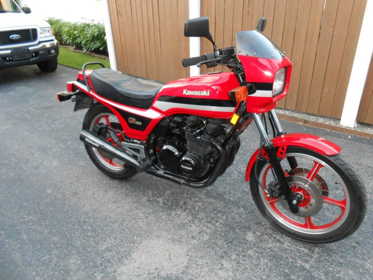 I Survived: 1983 Kawasaki GPZ550 in NY