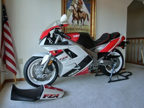 Bike of the Decade: 1992 Yamaha FZR1000 EXUP for Sale