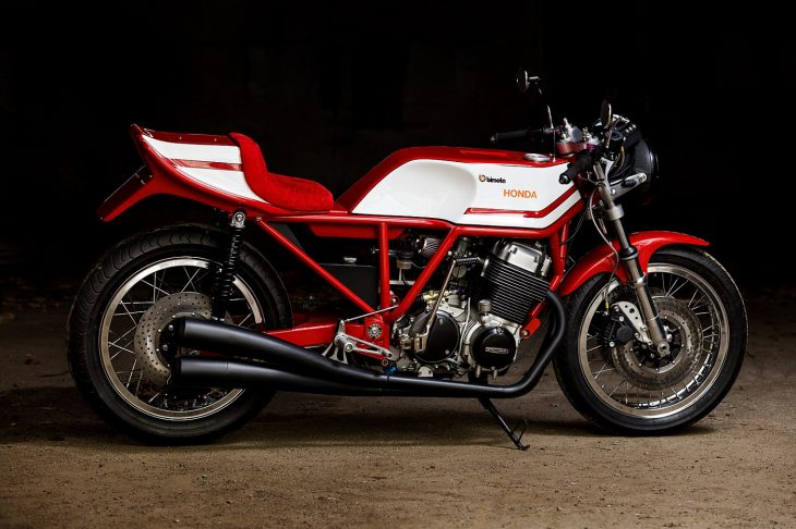 Featured Listing: 1974 Bimota HB1 Clone for Sale