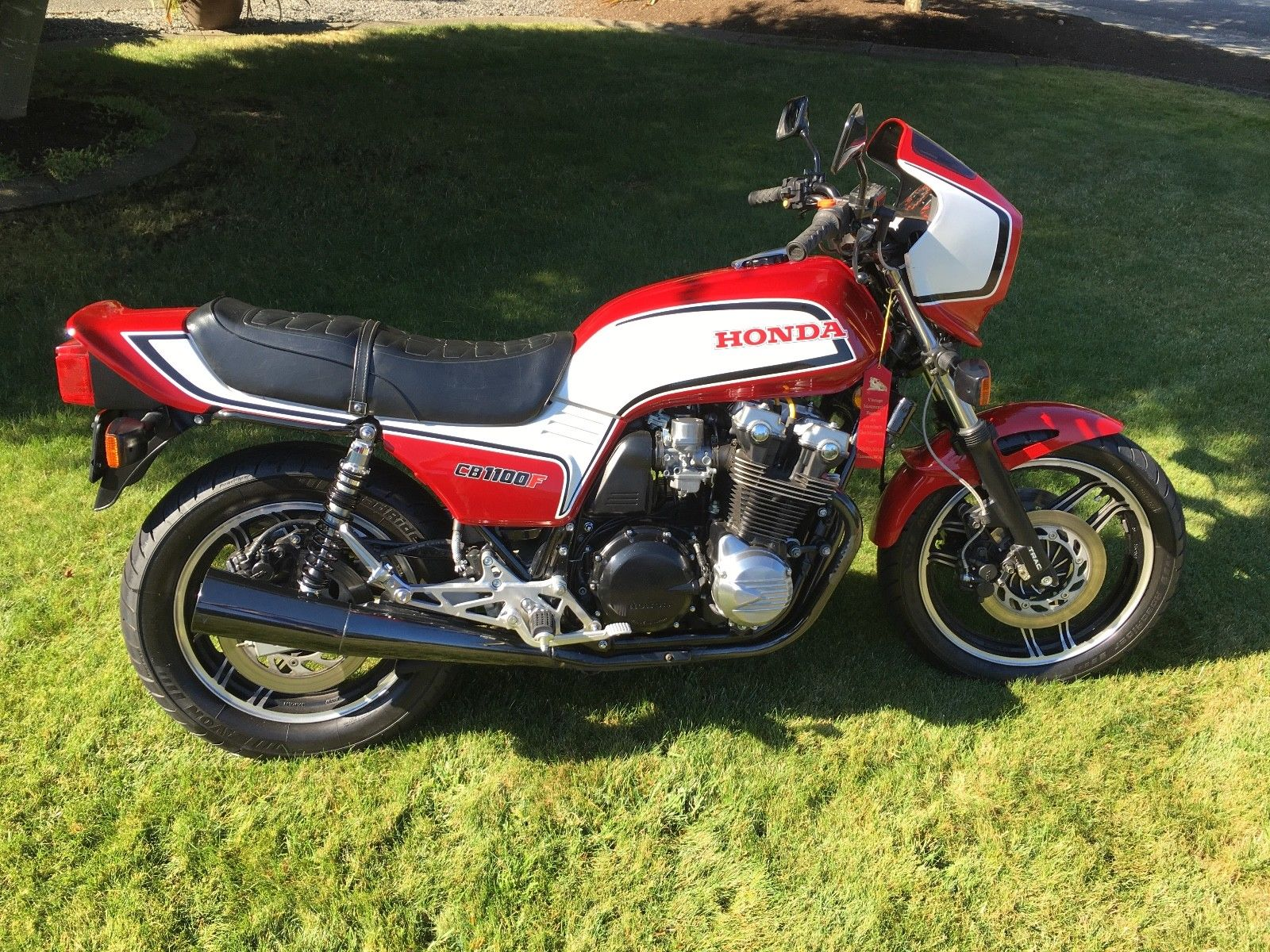 classic 80s 1983 honda cb 1100f rare sportbikes for sale. Black Bedroom Furniture Sets. Home Design Ideas