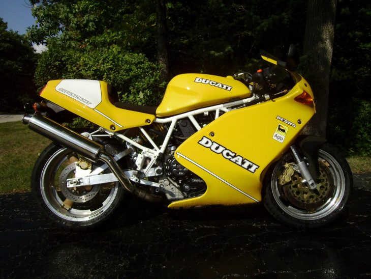Limited Edition: 1992 Ducati Superlight