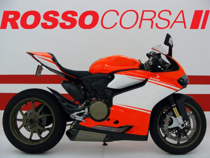 Spawn of Sausage Creature: 2014 Ducati 1199 Superleggera