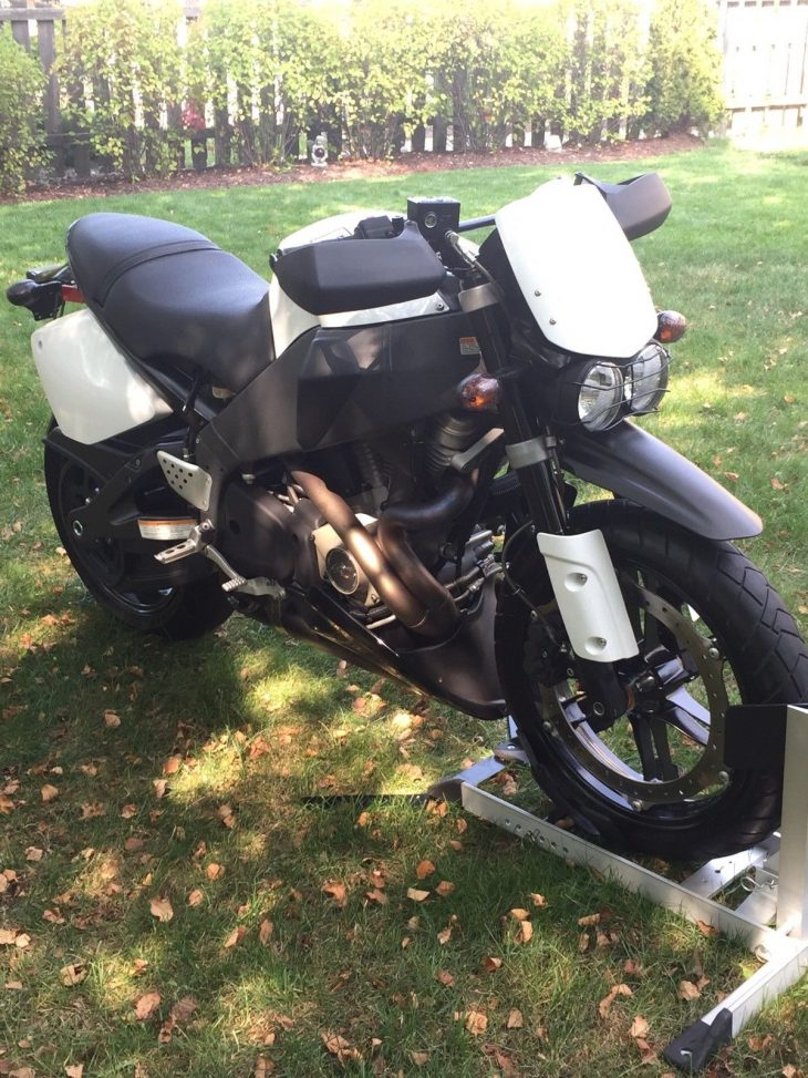 Fashionably Late – 2007 Buell XB12 Super TT