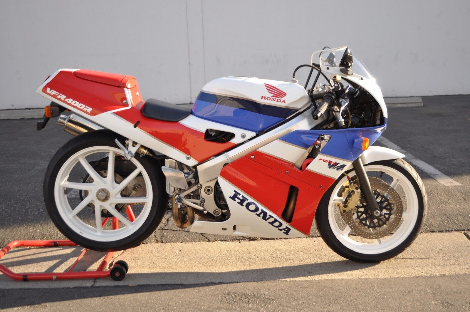 Featured Listing 1992 Honda Vfr400r Nc30 With Spare