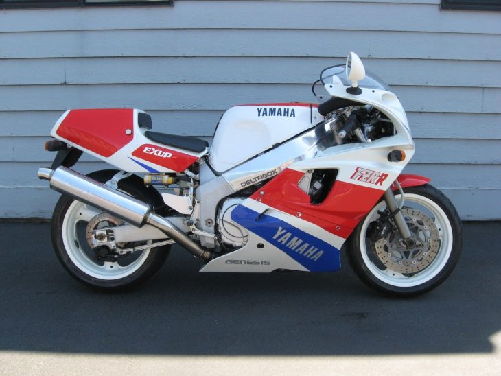 Extreme-ly LE – 1989 Yamaha FZR750R / OW01 with 1277 Miles !