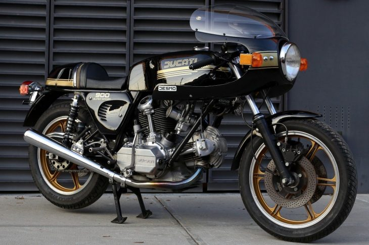 Featured Listing: 1980 Ducati 900 SS