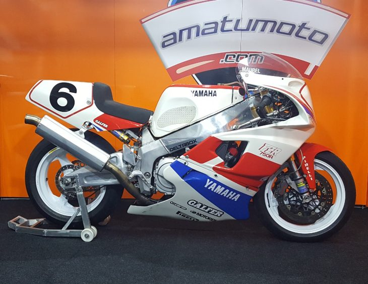 Featured Listing: 1991 Yamaha OW01 FZR750R Race Bike