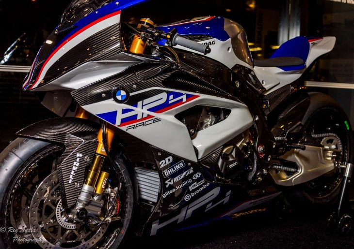 Carbon To The Core 2018 Bmw Hp4 Race Rare Sportbikes For Sale