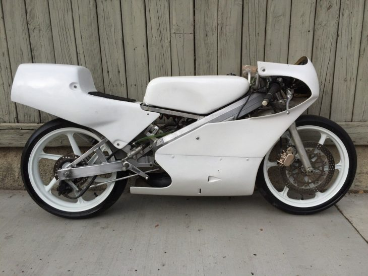 Size Doesn't Matter: 1991 Honda RS125 for Sale