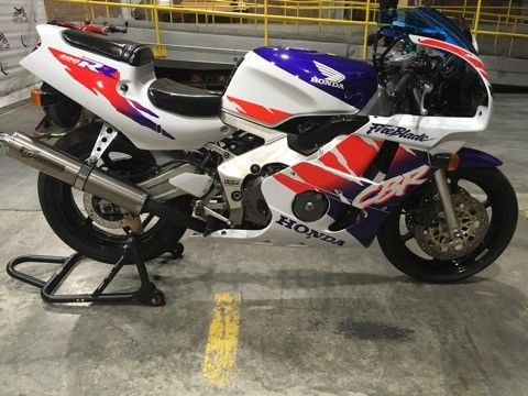 Baby 'Blade: 1992 Honda CBR400RR NC29 for Sale