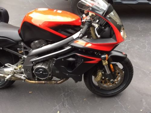 Do it All: Low-Mileage 2003 Aprilia Falco for Sale