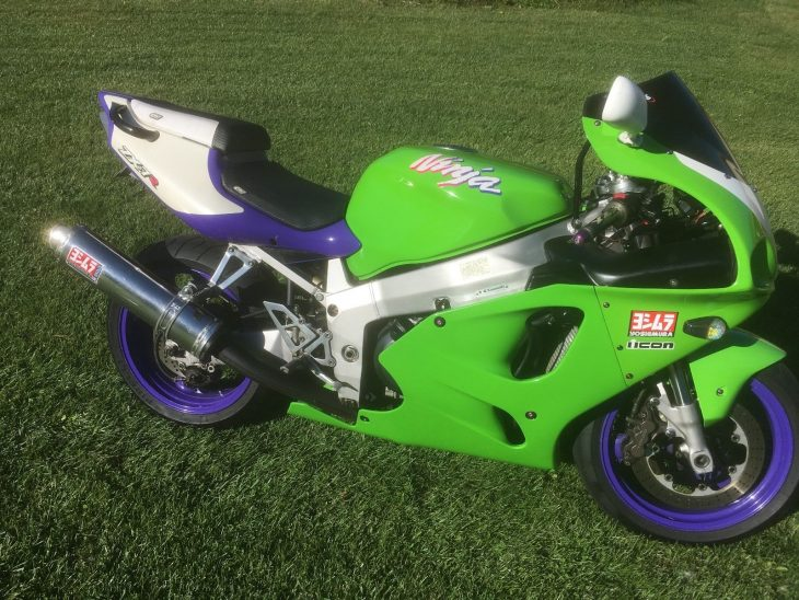 Purple Sport Bike Bicycling And The Best Bike Ideas