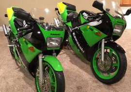 Featured Listing: 1989 Kawasaki KR-1R or 1990 Kawasaki KR-1R – buyer's choice!