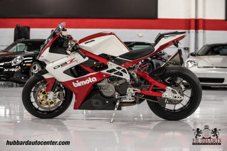Hometown Hero – 2009 Bimota DB7