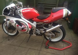 Featured Listing: 1997 Suzuki RGV250 VJ23