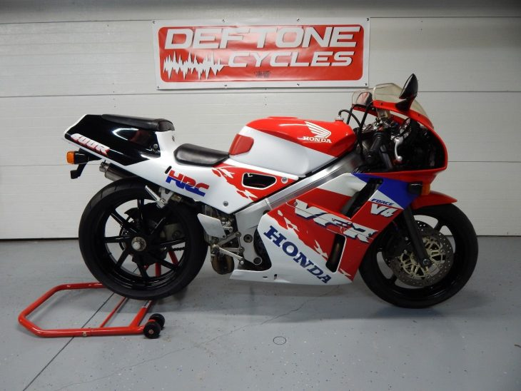 Fun Size: 1991 Honda VFR400R NC30 for Sale