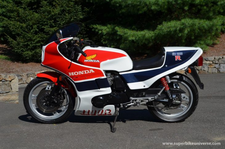Featured Listing: 1982 Honda CB1100R