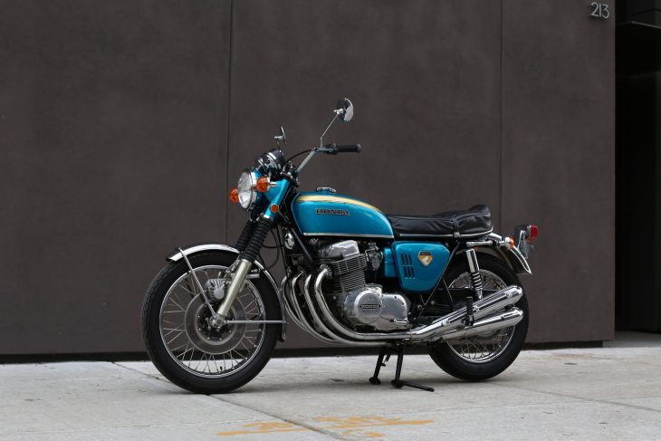 Featured Listing – 1969 Honda CB750