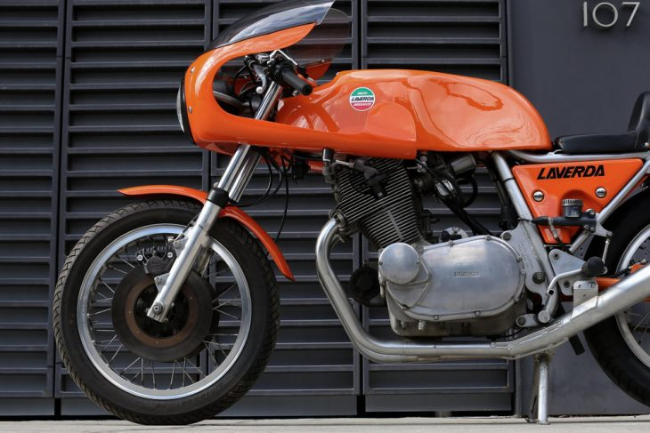 ... High Water Mark For 1970s Italian Sportbikes, Representing The Pinnacle  Of Laverdau0027s Race Bike Development And The Final SFC Offered In The States,  ...