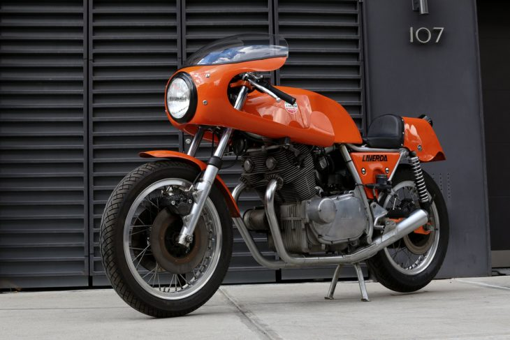 Featured Listing: 1974 Laverda SFC