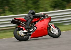Featured Listing – 2007 Ducati 944 Race/Track Bike
