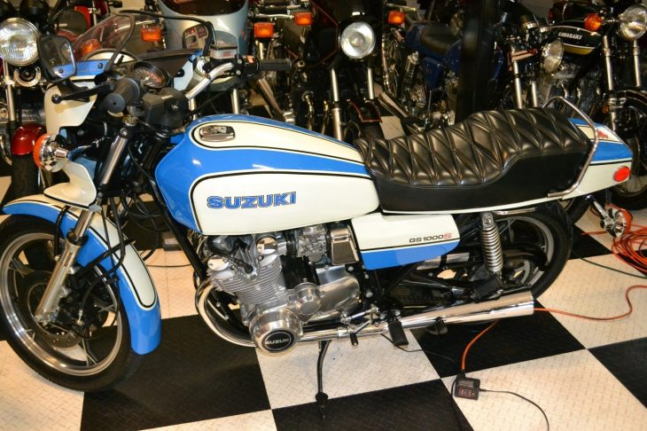Wes Cooley Replica: 1980 Suzuki GS1000S for Sale