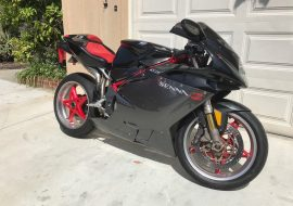 Featured Listing: 2002 MV Agusta F4 750 Senna #172/300 for Sale