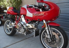 Featured Listing – 2001 Ducati MH900e #413