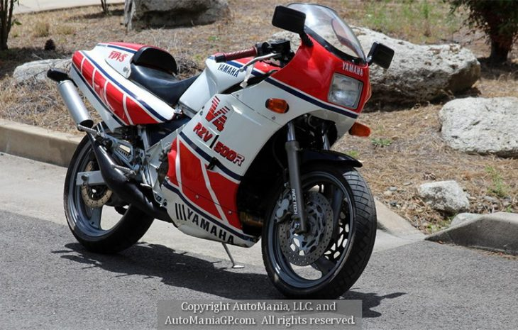 Featured Listing: 1984 Yamaha RZV500R for Sale