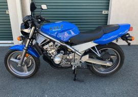 Featured Listing: Museum Quality 1989 Honda CB-1 for Sale