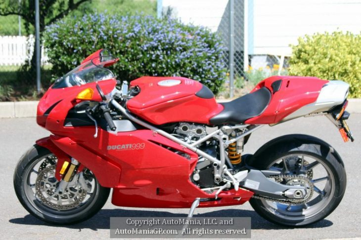 Featured Listing: Cherry 2004 Ducati 999