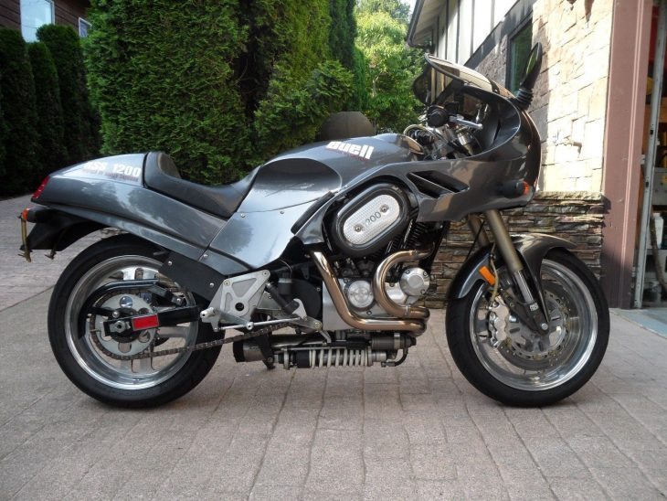 One of Almost 100 – 1992 Buell RSS1200