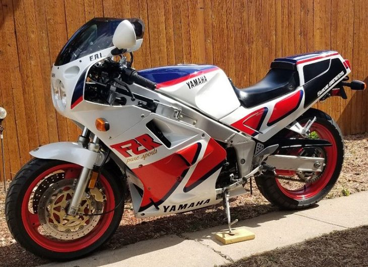 Featured Listing: 1987 Yamaha FZR750RT for Sale