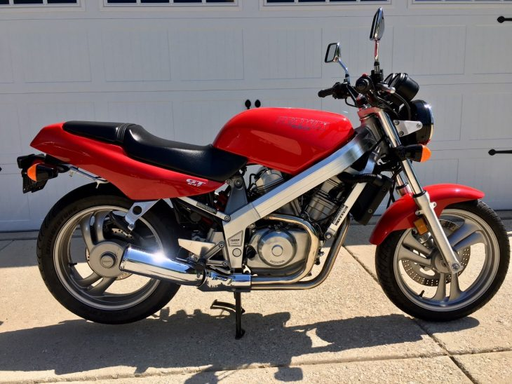 Featured Listing: 1989 Honda Hawk GT for Sale