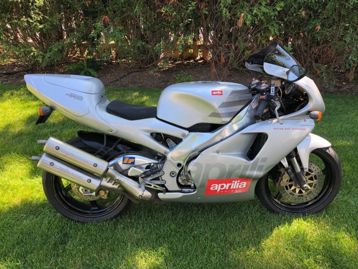 Featured Listing – 1997 Aprilia RS 250 Mk.1