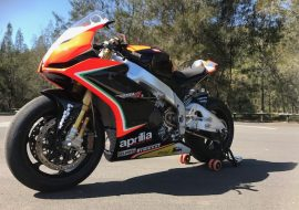 Featured Listing: 2010 Aprilia RSV4 WSBK Racer!