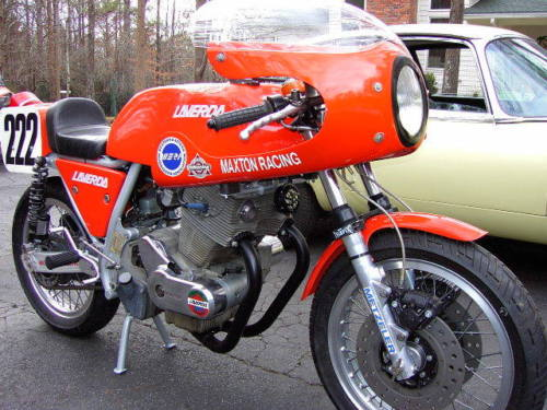 Blue-Chip Classic Friday: 1974 Laverda 750 SFC for Sale
