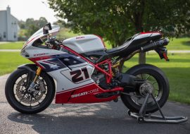 Featured Listing – 2009 Ducati 1098R Bayliss Limited Edition #106/500
