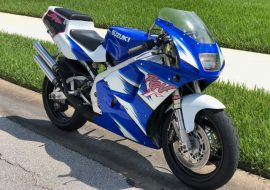 Featured Listing: 1994 Suzuki RGV250Γ VJ22 for Sale