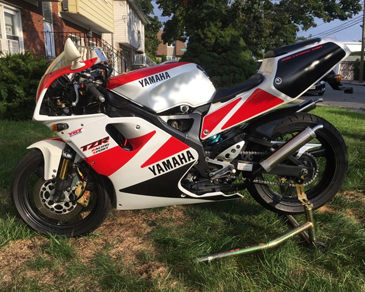 Street-Legal Stroker: 1992 Yamaha TZR250RS for Sale