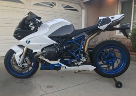 Featured Listing: 2009 BMW HP2 Sport
