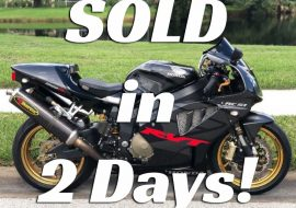 Featured Listing: 2006 Honda RC51 for Sale