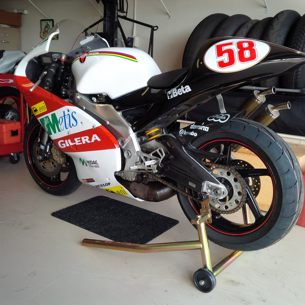 2000 Aprilia RS250 for sale