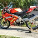 2009 Aprilia RS125 USA version street complete / legal Houston, TX NEW 12 miles!
