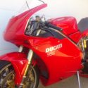 2002 Ducati 998 Superbike, last of the gorgeous Tamburini design. Future classic!