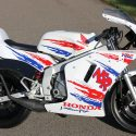 New HRC 2004 Honda NSR50R race bike NSR