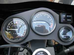 1990 FZR400 Yamaha For Sale on Craigslist Gauge Cluster