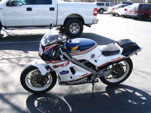 1988 Honda VFR400 NC24 For Sale in California