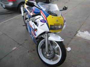 1993 Honda MC21 NSR250 For Sale Rothmans